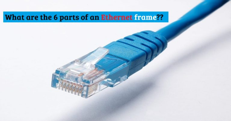 What is an Ethernet frame? Definition, structure, and variants