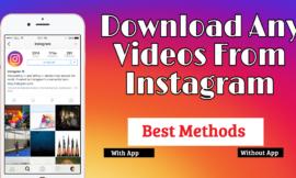 How to download Instagram stories, reels, posts