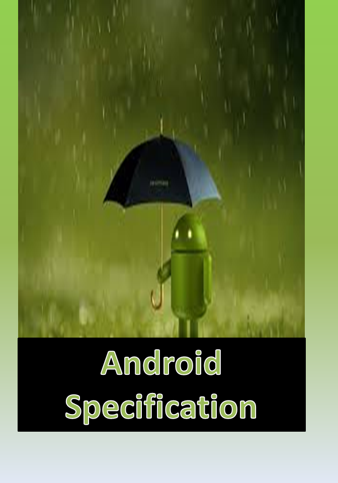 Android Specification