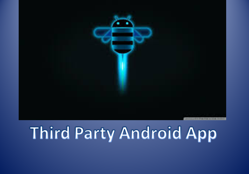 Third Party Android App